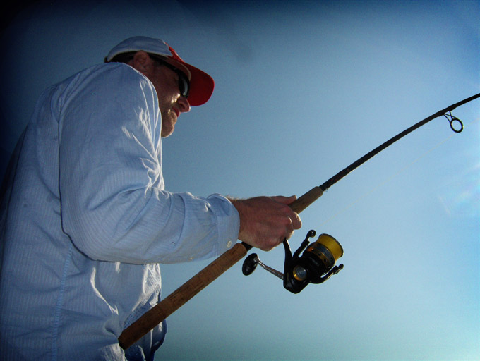 Techniques used in fishing