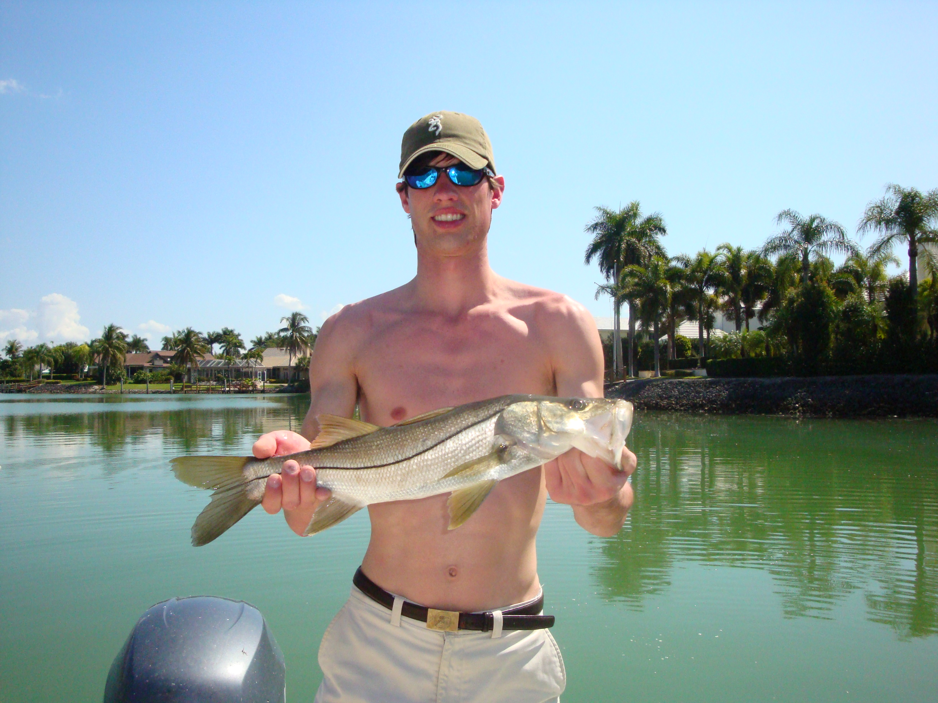 Naples florida fishing charters snook naples fl fishing for Fishing charters naples fl
